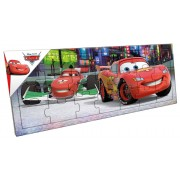 Puzzle mozaic - Cars Fulger McQueen, 21 piese