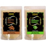 Donnara Organics 100% Pure Mulethi (licorice) Powder Face Pack