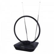 Antena sobna TV/FM SENCOR SDA-100 crna