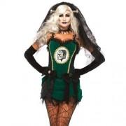 Leg Avenue Frankenstein's Bruid Halloween Kostuum