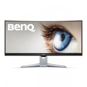 """BenQ EX3501R / 35"""""""" / 1440p / Curved / HDR / HDMIx2,DP / 4ms / 100Hz / Justerbar / VESA"""