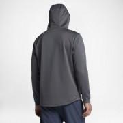 Hurley Therma Protect Pullover Herren-Fleece-Hoodie - Grau