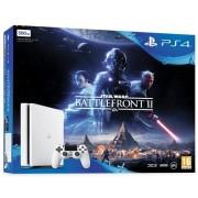 Sony PlayStation 4 Slim 500GB Console and Star Wars Battlefront II bundle