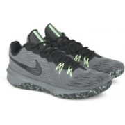 Nike ZOOM EVIDENCE II Basketball Shoes For Men(Black, Grey)