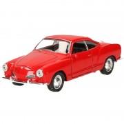Goki Modelauto Karmann-Ghia Coupe rood 11,3 cm - Action products