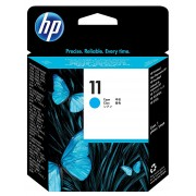 HP No 11 Cyan Printhead Used in the Business Inkjet 2200/2250 printers and DesignJet 500/800 printers.