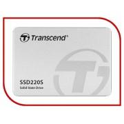 Жесткий диск 120Gb - Transcend TS120GSSD220S