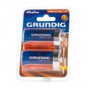 Set baterii Grundig G8711252141220 2 bucati 1.5V 6000mAh