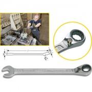 Hazet HAZET Chiave combinata con cricchetto 606-8 . Profilo trazione doppio esagono esterno . 8 mm 606-8
