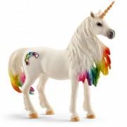 Iapa Unicorn Curcubeu Cu Strasuri Schleich-70524