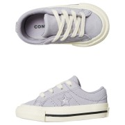 Converse One Star Suede Tots Shoe Provence Purple