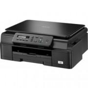 Мултифункционално мастиленоструйно устройство Brother DCP-J105, цветен, принтер/скенер/копир, 6000x1200 dpi, 11 стр/мин, WiFi, USB, A4