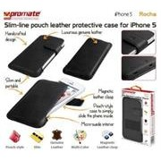 Promate Rocha iPhone 5 Slim-line pouch leather