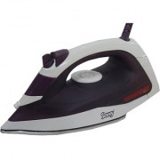 SAVVY Steam Iron with SS Sloe Plate