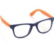 Farenheit Wayfarer Sunglasses(Clear)