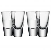 Комплект от 4 бр. чаши за водка LSA Bar 100 мл