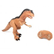 Smartcraft Dinosaur RS 6112 with Realistic Motion & Roar , Remote Control Dinosaur Toy for Kids, RC Walking Dinosaur Toy Roars, Lights & Sounds Fast Forward Function