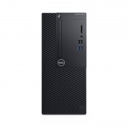 OptiPlex 3070 Intel® Core™ i3 de 9e génération i3-9100 4 Go DDR4-SDRAM 1000 Go Disque dur Mini Tour Noir PC Windows 10 Pro