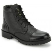 Benera ARMY STYLE ANKLE BOOT Boots For Men(Black)