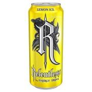 Relentless Lemon Ice 500ml