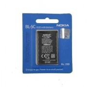 ClickAway Original Nokia BL5C Battery 1020 mAh (Nokia 1100 1101 1110 1112 1200)