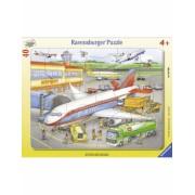 Puzzle Mic Aeroport, 40 Piese Ravensburger