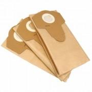3 bolsas de papel para aspirador industrial 11406