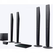 Sony BDV-E6100 5.1 3D Blu-ray sustav kućnog kina Crna Bluetooth, NFC, WLAN