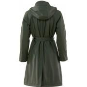 Rains W Trench Coat grön M-L
