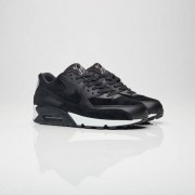 Nike air max 90 premium Black/Black/Off White