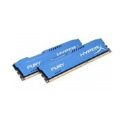 MEMORIE DDR3 8GB PC-12800 1600MHZ CL10 (KIT 2X4GB) FURY B