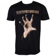 Majica muška System of a Down - Hand - ROCK OFF - SOADTS05MB
