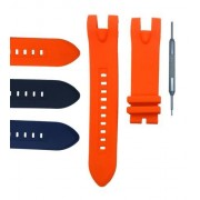 26mm Wrist Band Replacement Watch Strap + Tool for Invicta Pro Diver 18028 18029 17811 17812