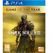 Dark Souls III Game of The Year Edition, PS4