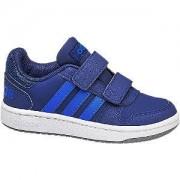 Adidas Blauwe Hoops 2.0 adidas maat 28