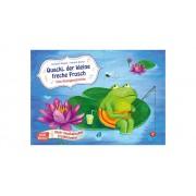 Don Bosco Bildkarten: Quacki, der kleine Frosch