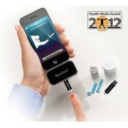 Уред за измерване на кръвна захар – модул за iPhone®, iPod touch® или iPad® - Medisana GlucoDock®