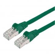 Cablu CAT6A SSTP 10 m Verde
