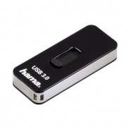 USB DRIVE, 8GB, Hama Vilitas, USB3.0, Black (114789)