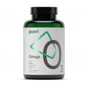 Puori O3 Omega 3 visolie- 120 capsules