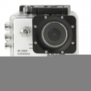 SJCAM SJ5000 Novatek Full HD 1080P Écran LCD de 2,0 pouces Caméra caméscope sport avec boîtier étanche, capteur CMOS 14,0 méga, 30 m imperméable (blanc)