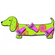 Waldi Plafondlamp Teckel Hond Groen