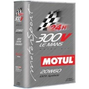 Ulei motor Motul 300V Le-Mans, 20W-60, 2L