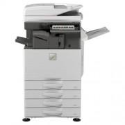 MFP, SHARP MX-6050N 60 PPM, Laser, Fax, Duplex, RSPF, PCL, Network scanner, Lan (MX6050N)