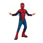 Rubie's 's Disfraz Spider-Man Homecoming Disfraz Infantil de, Homecoming, Mediano