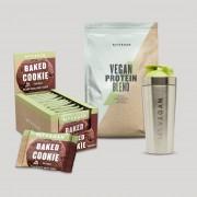 Balíček k světovému měsíci veganů - Chocolate - Coffee and Walnut 250g