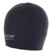 Termoaktywna czarna czapka do biegania Racha - Hi-tec