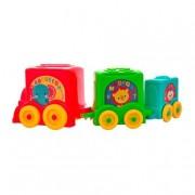 Mattel Fisher Price - Tren Choo Choo 3 en 1