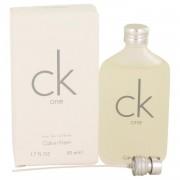 CK ONE by Calvin Klein Eau De Toilette Pour/Spray (Unisex) 1.7 oz