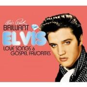 Unbranded Elvis Presley - Elvis brillant : Love Songs & Évangile favoris [CD] USA import